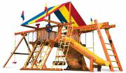 Детский комплекс Rainbow Play Systems Sunshine Castle II